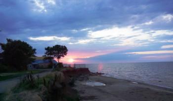 закат на заливе,ул.Калинина - IMG_20150703_201227.jpg