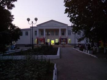 сельский дом культуры вечером - IMG_20150708_205126.jpg