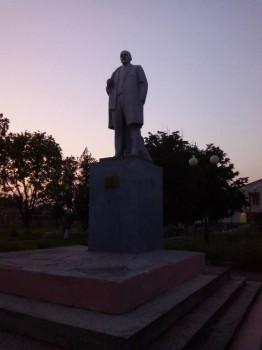 памятник Ленину у ДК - IMG_20150708_205207.jpg