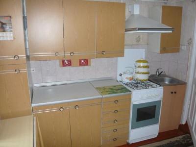 Отдельные недорогие домики для уютного семейного отдыха - кухня.jpg