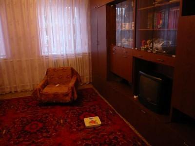Отдельные недорогие домики для уютного семейного отдыха - Фото-зала-с-телевизором.jpg